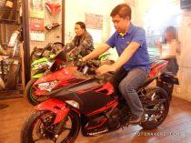 launching w175 ninja 250 2018 malang 3