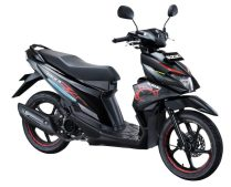 Suzuki NEX II Fancy Dynamic Titan Black 2
