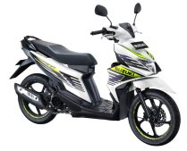Suzuki NEX II Sporty Runner Brilliant White 2