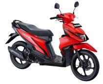 Suzuki NEX II Standard Stronger Red 2