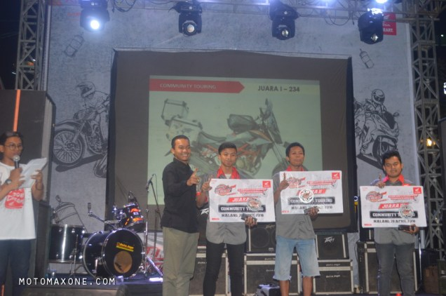 honda modif contest malang 2018 10
