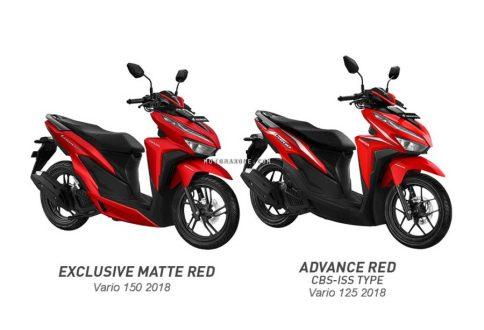 Perbedaan Vario 125 Dengan Vario 150 Model Tahun 2018