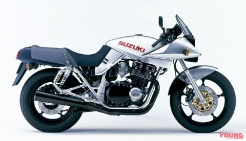 suzuki katana 2000