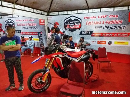Honda CRF Day East Java Xpedition 2019 16