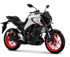 New Yamaha MT25 2019 2020 Yamaha Malang Motomaxone Matte-Grey-MT25