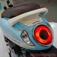 Modifikasi All New Honda Scoopy 2021 Sky Blue Makin Fashionable 4