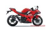 2021 Kawasaki Ninja 250 2 Silinder Indonesia MotomaxoneCom Red Metallic 2