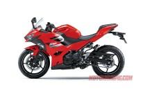 2021 Kawasaki Ninja 250 2 Silinder Indonesia MotomaxoneCom Red Metallic 3