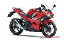 2021 Kawasaki Ninja 250 2 Silinder Indonesia MotomaxoneCom Red Metallic