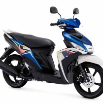 Yamaha Mio M3 125 2022 Metallic Blue