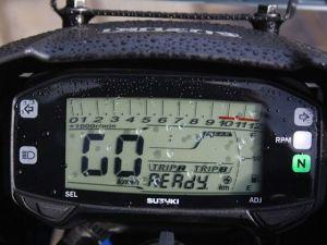 speedometer gixxer