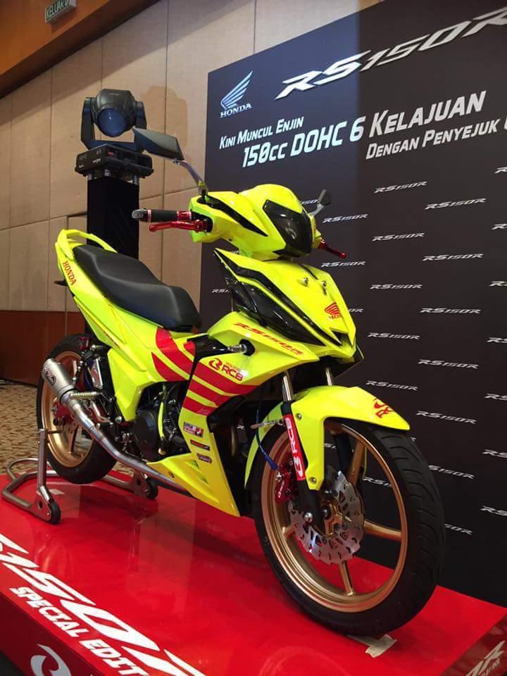 Modifikasi Honda Supra Gtr150 Aura Racing Berikut Mungkin Bisa
