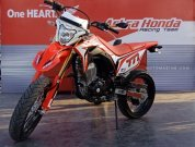 modifikasi crf150 supermoto