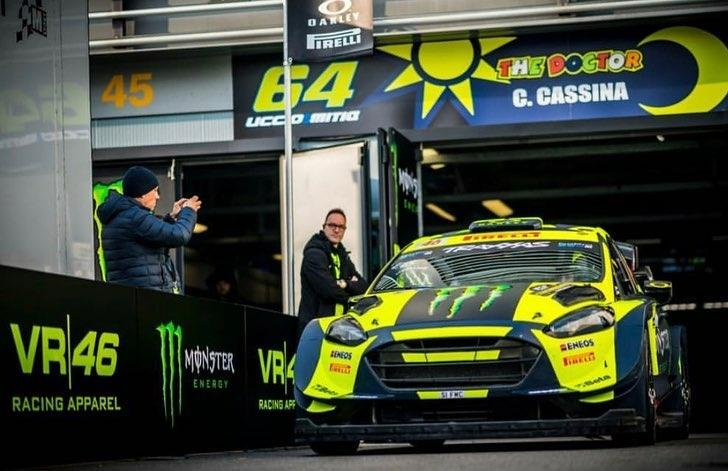 ford fiesta rossi monza rally 2018