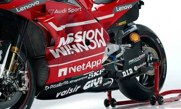 mission winnow ducati gp19