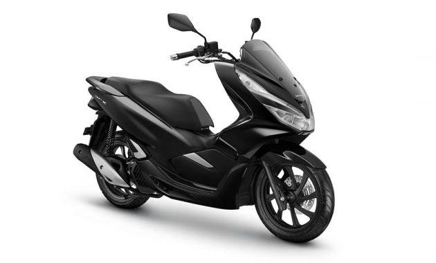 pcx 150 hitam motomazine.com