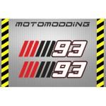 2-pegatinas-93-marc-marquez-dorsales Vinilamos motos, cascos y carenados de motos de competición