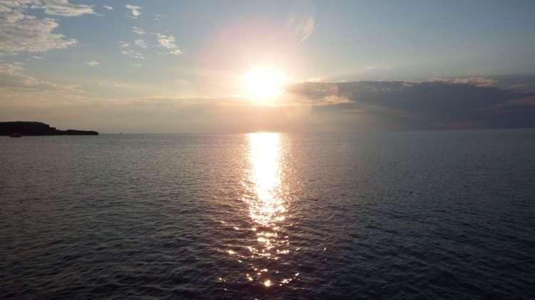 Il lato nord delle Isole Tremiti
