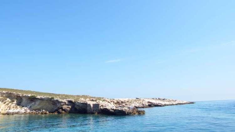 Punta Secca, Isola di Capraia