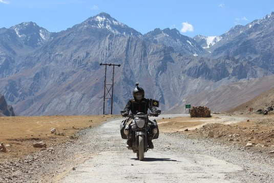 Himachal Motorcycle Tour