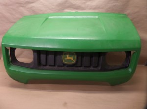 John Deere Gator hood hpx615e am133003 and other Used