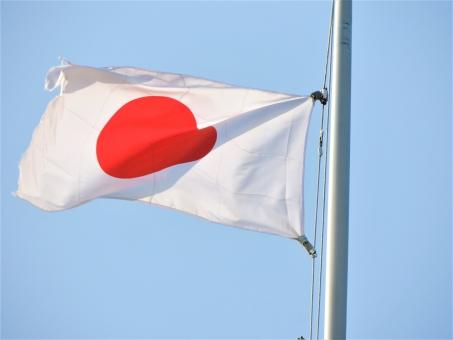 警察学校で空飛ぶ絨毯のように舞った国旗は釣られた魚のようで、私たち警察学校生を苦しめた