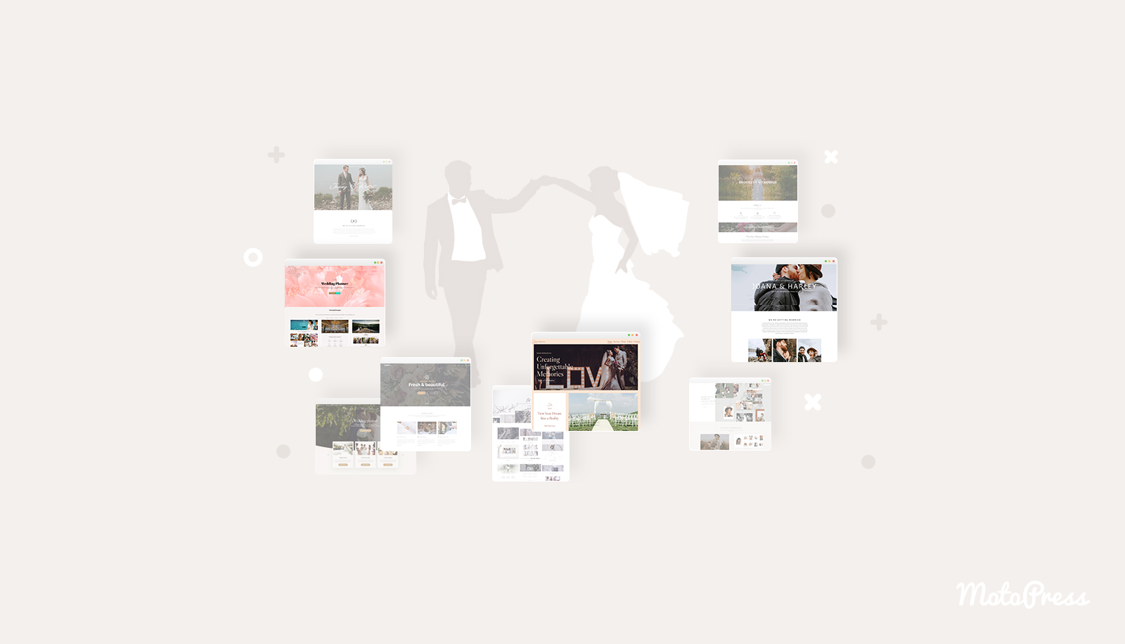 20+ Best WordPress Wedding Themes