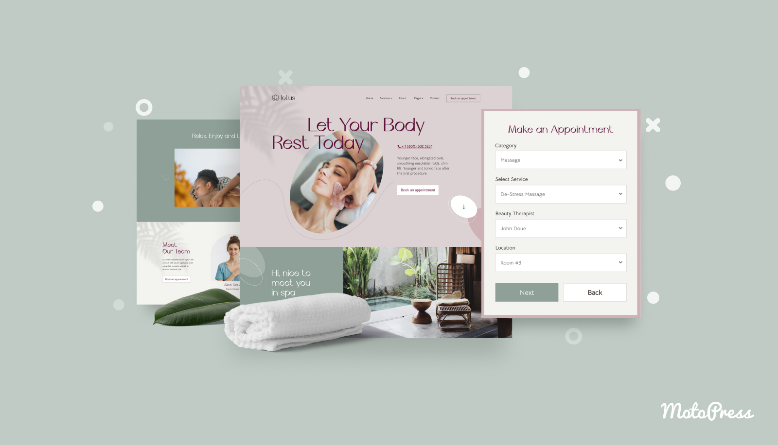 How to Create the Best Spa Website on WordPress
