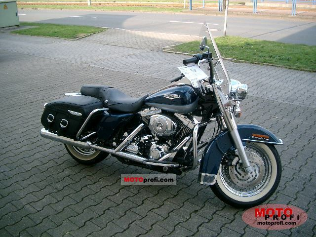 Harley Davidson Road King 2000