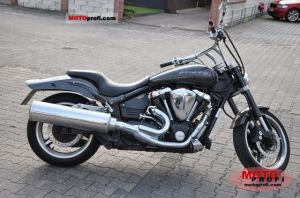 Yamaha XV 1700 Warrior 2003 Specs and Photos