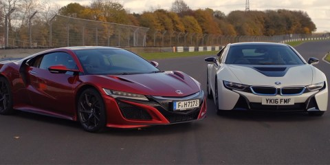 Hybrid Supercar Showdown video