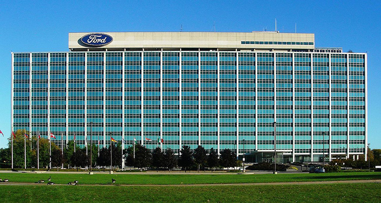 Ford Glass House