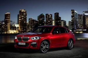 BMW X4 feature
