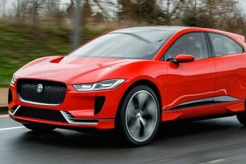 Jaguar I-Pace feature