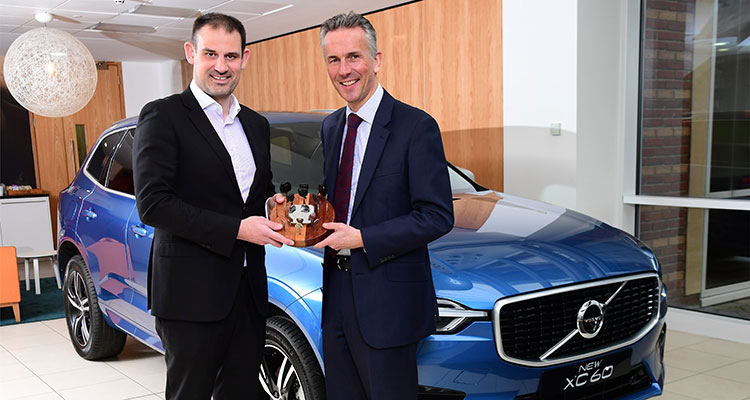 Volvo XC60 Car of the year