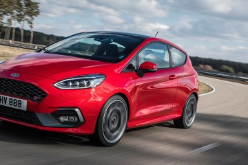 2018 Ford Fiesta ST Feature