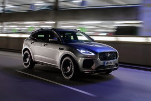 Jaguar E-Pace feature