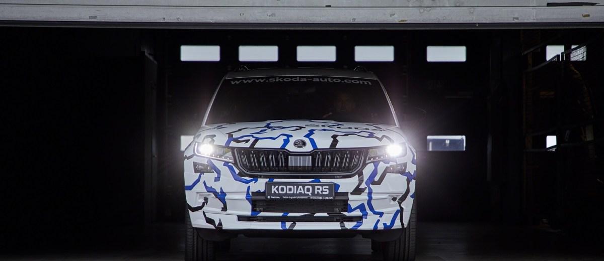 Kodiaq RS_Nurburgring_5 Motor-Vision
