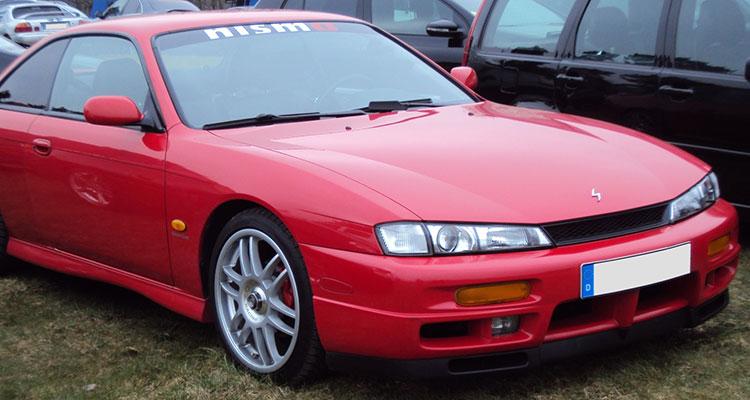 Cult Classics Nissan 200SX Silvia 1