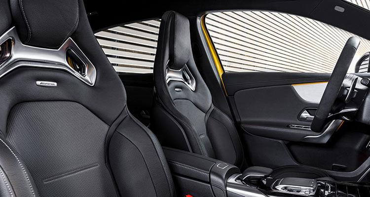 New Mercedes-AMG A35 Interior 1