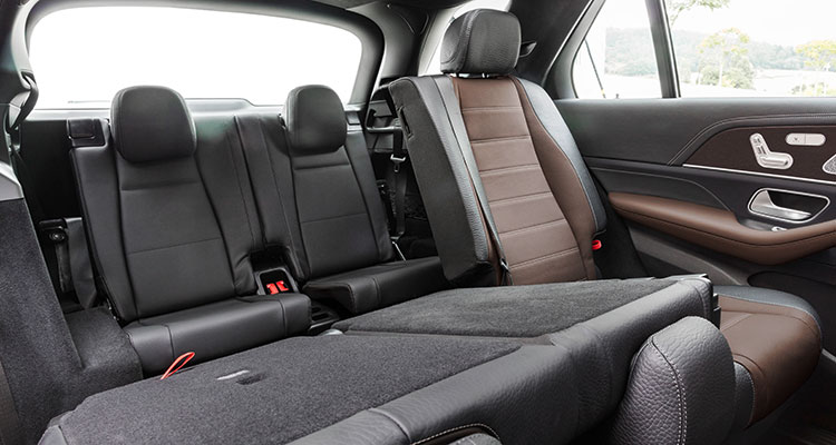 New Mercedes GLE 2019 interior 6