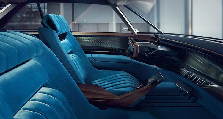 Peugeot e-Legend Concept 7