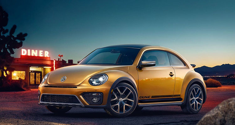 VW Beetle Production to End in 2019 2