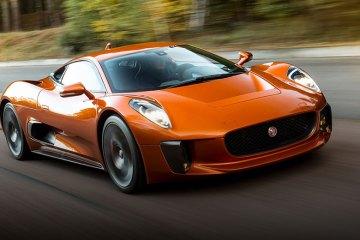 Jaguar C-X75 feature