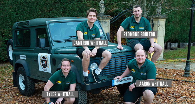 Drive 4 Wildlife team v1