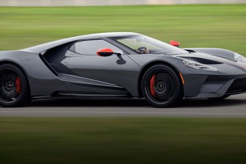 Ford GT Carbon Series feature