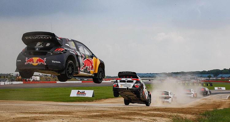 Rallycross The tracks 2