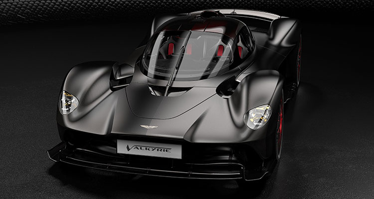 Aston Martin Valkyrie ULTIMATE Pack