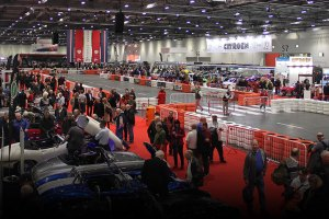 London Classic Car Show 2019 feature