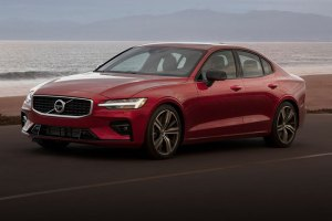 Volvo S60 R-Design exterior feature